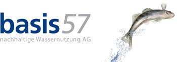 Basis 57 nachhaltige Wassernutzung AG Logo