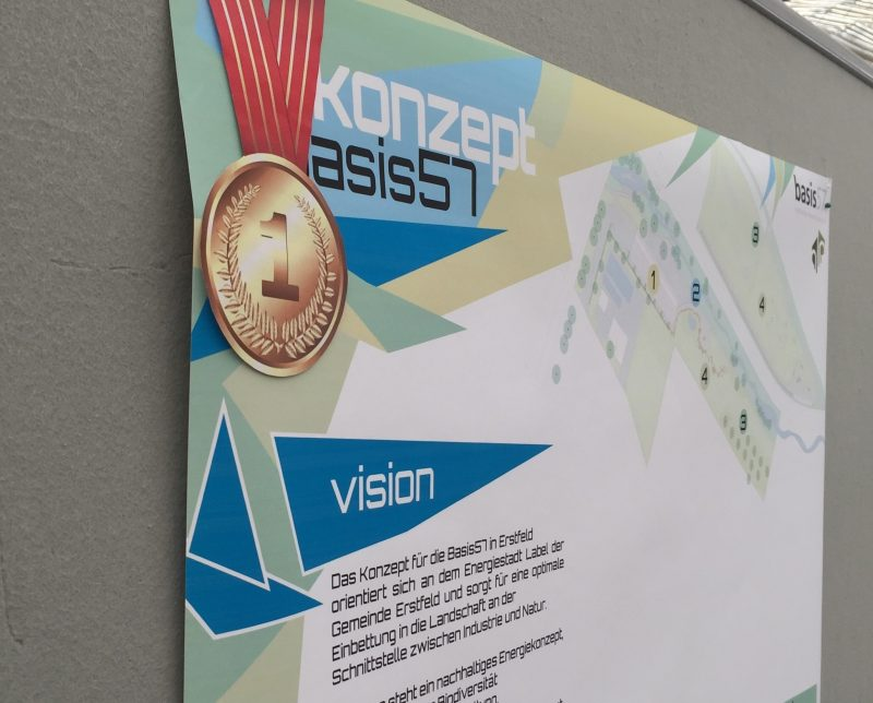 nachhaltig: Basis57 und ZHAW küren Sieger-Projekt