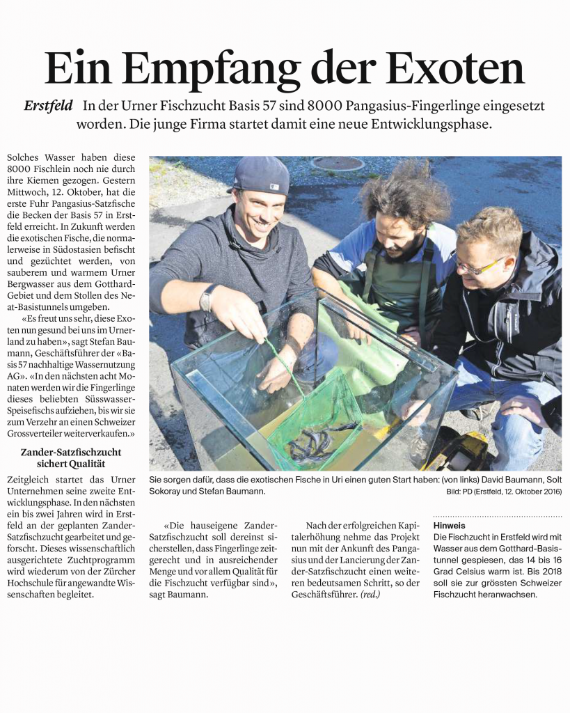 Satzfischzucht-Erstfeld