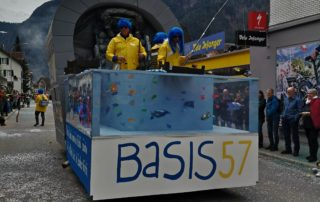 Basis57 Zander Fasnacht